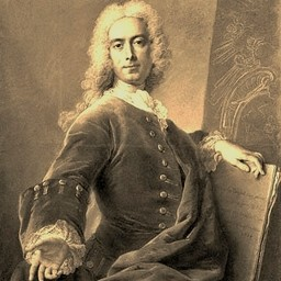 Charles Coypel  |  Blin de Fontenay  |  Pierre-Josse Perrot